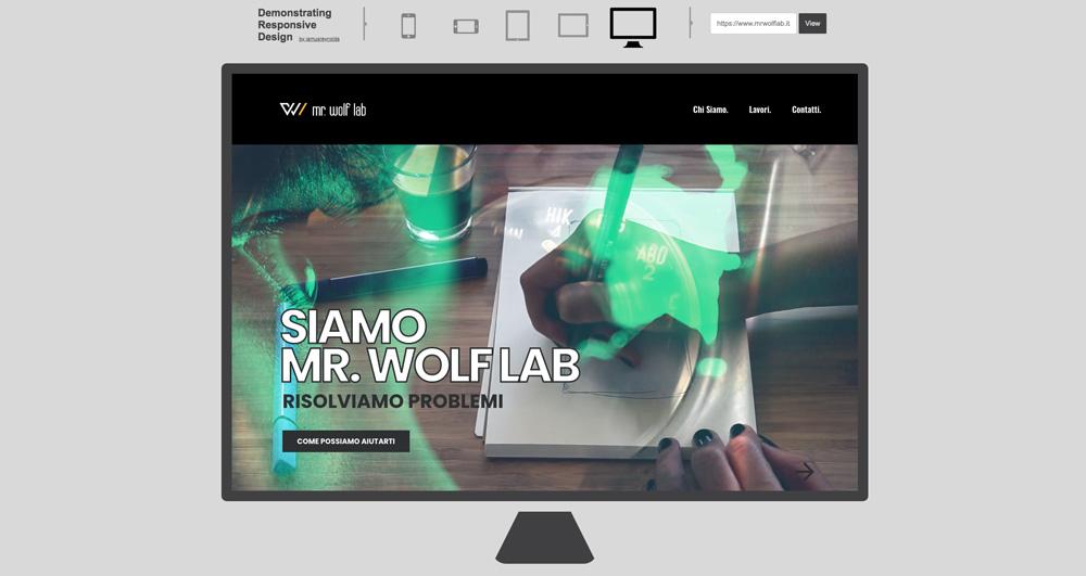 verificare responsive design sito internet